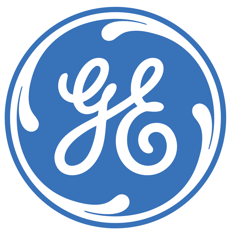 Logo of satisfied Dajon Data Management client General Electric (GE)