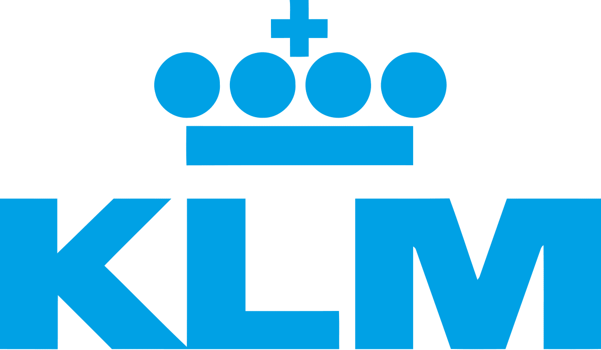Logo of satisfied Dajon Data Management digital transformation client KLM