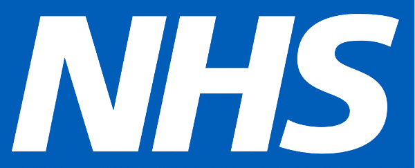NHS logo used for Digital transformation