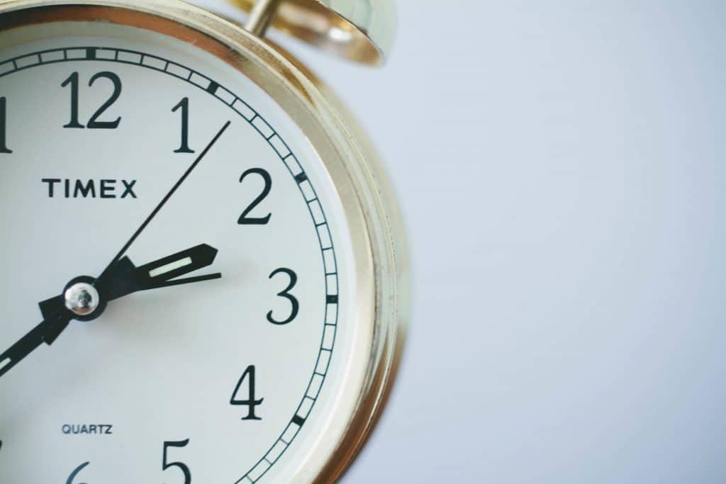clock-portion